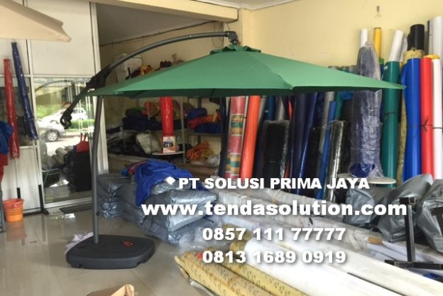 TENDA PAYUNG SHOWER ANGSA - TP 14 payung_shower_angsa