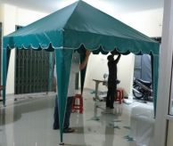Harga Tenda Cafe Piramida