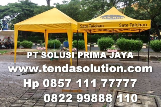 TENDA CAFE GAZEBO KUNING / TCP 21 tenda_cafe_dan_tenda_lipat