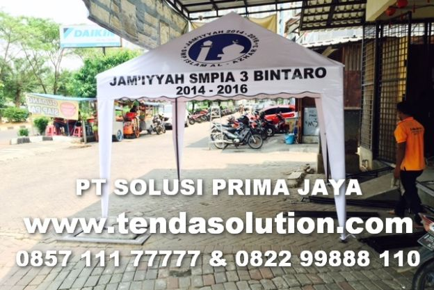 TENDA CAFE PIRAMID PROMOSI SMPIA BINTARO / TCP 16 tenda_cafe_smpia_3_bintaro